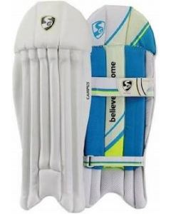 SG WICKET KEEPING LEG GUARDS (CAMPUS) ADULT
